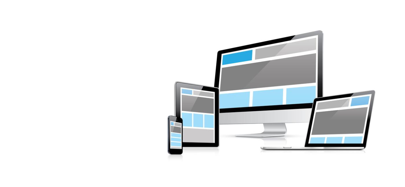 Sviluppo siti ottimizzati per PC, smartphone e tablet